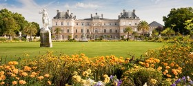 bigstock-Luxembourg-Palace-With-Flowers-5559960